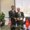 Viện Công nghệ Viễn thông VN ký kết công nghệ với Trường ĐH Houston, Hoa Kỳ