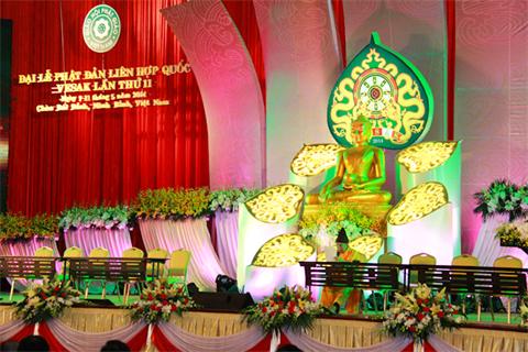 Đại lễ Phật đản Liên hợp quốc VESAK 2014