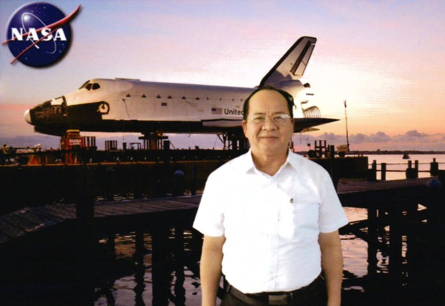 GS.VS Hoàng Quang Thuận thăm Cơ Quan Hàng Không Vũ Trụ NASA Hoa Kỳ ngày 13/6/2018