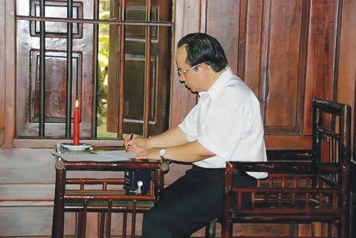 Giáo sư, Viện sĩ Hoàng Quang Thuận