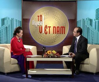 """Phỏng vấn GS.VS. Hoàng Quang Thuận trong chương trình """"Tôi người Việt Nam"""" của Đài truyền hình Việt Nam"""