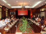Toàn cảnh Lễ trao tặng Bằng khen của Thủ tướng Chính phủ