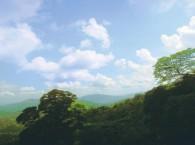 Impression of Sacred Mountains