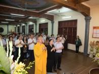 GS.TS Hoàng Quang Thuận dự lễ khánh thành nhà thờ Tam Tổ Trúc Lâm – Đại tượng Phật A Di Đà