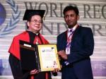 Giáo sư Hoàng Quang Thuận: Thành viên Hội đồng Giáo sư kiêm Hội đồng Cố vấn Đại học Kỷ lục Thế giới WRU