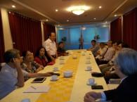 Họp mặt lần thứ nhất Viện Nghiên cứu kỷ lục Việt Nam