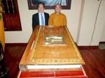 Trao tặng bằng tôn vinh giá trị nội dung kỷ lục thế giới cho Thiền viện Trúc Lâm Yên Tử