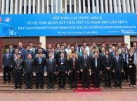 Hội thảo các nước ASEAN về vệ tinh quan sát Trái đất và trạm thu lần thứ 3