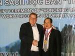 Lễ trao và đón nhận bằng tôn vinh của Đại học kỷ lục thế giới cho Thiền viện Trúc Lâm Yên Tử
