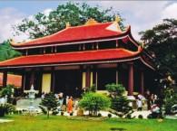Thái Thượng Hoàng thăm Vua Chiêm