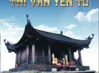 Hoàng Quang Thuận với cõi Thi Vân Yên Tử